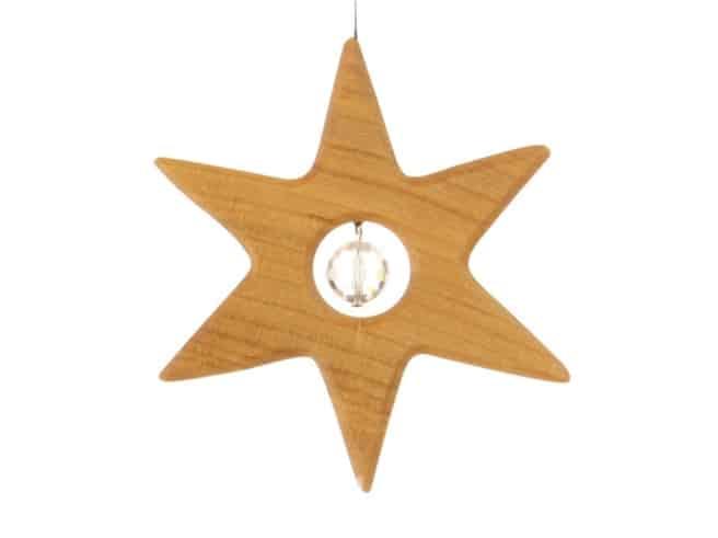Stern mit Kristall