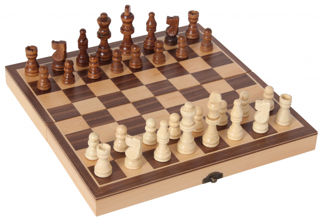Schach, Dame, Backgammon exclusiv