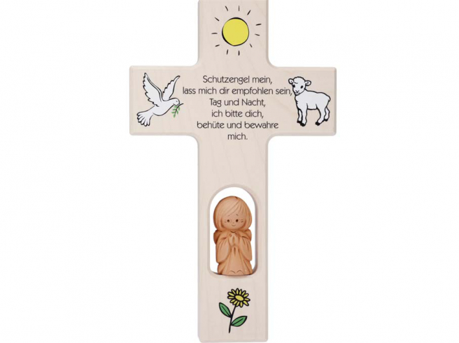 Kreuz mit Tonengel