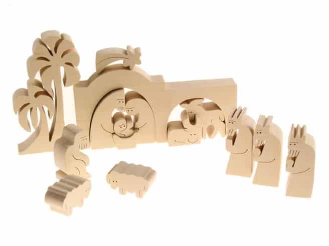 PIHO Krippenpuzzle