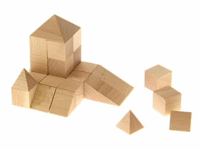 Bausteine für den Geometrieunterricht